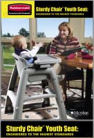 Rubbermaid Baby High Chair