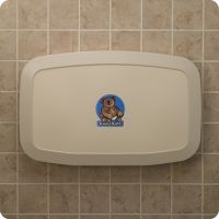 Koala Kara Baby Changing Stations Horizontal Wall Mounted